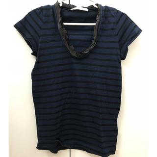 サカイラック(sacai luck)のsacai luck Tシャツ ボーダーS(Tシャツ(半袖/袖なし))