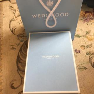 ウェッジウッド(WEDGWOOD)のウエッジウッド ギフト 写真たて(フォトフレーム)