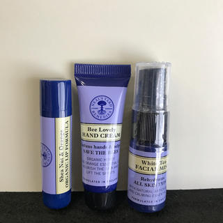 ニールズヤード(NEAL'S YARD)のリップクリーム  化粧水(サンプル/トライアルキット)