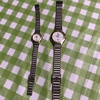 ユンハンス(JUNGHANS)のユンハンス  ペア腕時計 再値下げ(腕時計(アナログ))