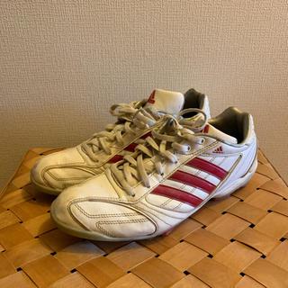 アディダス(adidas)のadidasアディダス 野球用スパイク 25.5cm(シューズ)