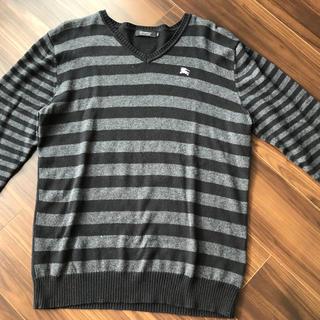 バーバリー(BURBERRY)のBurberry メンズ セーター (ニット/セーター)