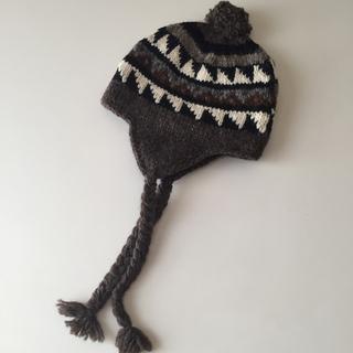 ローリーズファーム(LOWRYS FARM)のローリーズファーム ニット帽(ニット帽/ビーニー)
