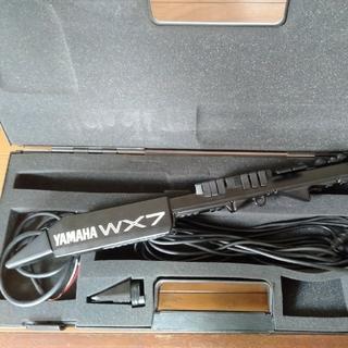 ヤマハ(ヤマハ)のYAMAHA WX7 ヤマハ ウィンドMIDIコントローラー(MIDIコントローラー)