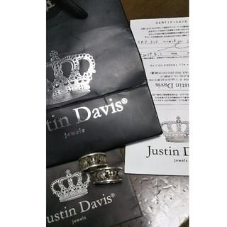 ジャスティンデイビス(Justin Davis)のJustin Davis  リング(その他)