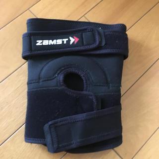 ザムスト(ZAMST)のぴさ様専用ZAMST 膝サポーター(トレーニング用品)