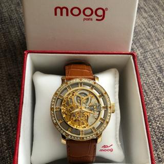 81e7723b2d ムック(moog)のmoog*フランス人気ブランド時計(腕時計)