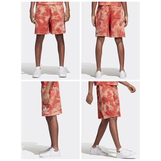 アディダス(adidas)のアディダス オリジナルス tシャツ ショートパンツ セット Mサイズ(Tシャツ/カットソー(半袖/袖なし))