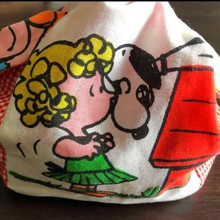 スヌーピー(SNOOPY)のスヌーピー お弁当巾着袋(ランチボックス巾着)
