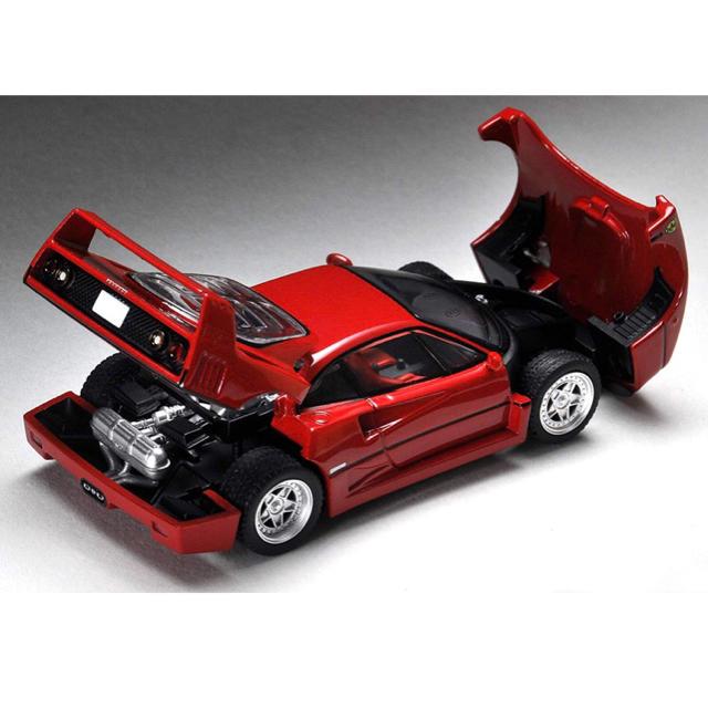 Ferrari(フェラーリ)のトミカリミテッドヴィンテージ ネオ 1/64 TLV-NEO 2個セット エンタメ/ホビーのおもちゃ/ぬいぐるみ(ミニカー)の商品写真
