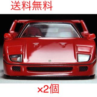 フェラーリ(Ferrari)のトミカリミテッドヴィンテージ ネオ 1/64 TLV-NEO 2個セット(ミニカー)