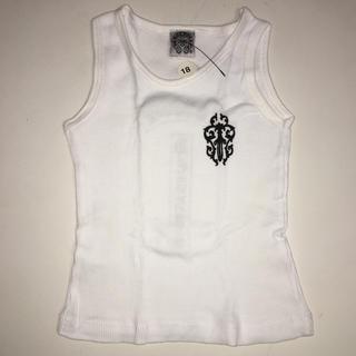 クロムハーツ(Chrome Hearts)のCHROME HEARTS クロムハーツ タンクトップ キッズ 新品 本物(Tシャツ/カットソー)
