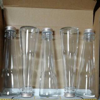 ハーバリウム瓶、テーパー150ml  5本セット(その他)