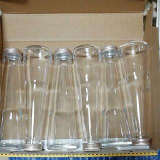 ハーバリウム瓶、テーパー100ml  6本セット(その他)