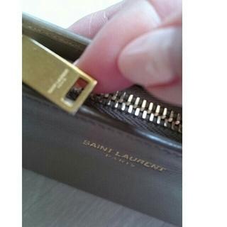 サンローラン(Saint Laurent)のサンローラン 財布 正規品(長財布)