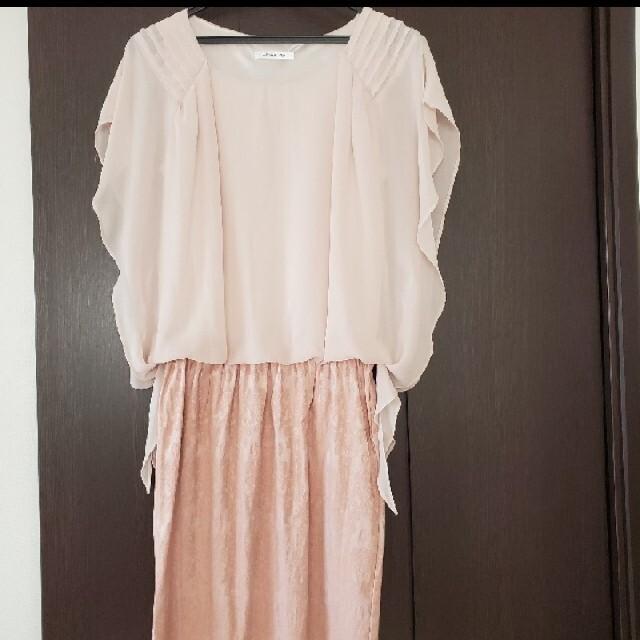 mysty woman(ミスティウーマン)の花柄Tシャツ  2枚セット レディースのトップス(Tシャツ(半袖/袖なし))の商品写真