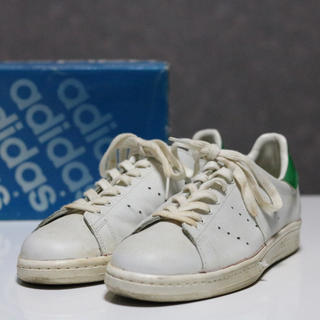 アディダス(adidas)のadidas stan smith フランス製 80年代(スニーカー)
