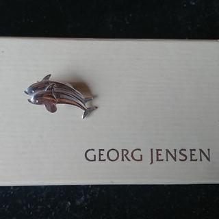 ジョージジェンセン(Georg Jensen)の訳あり  ジョージジェンセン 129  シルバー イヤリング(イヤリング)