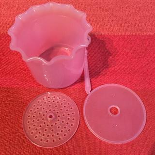 ピンク 洗顔器泡だて器 あわわ 同等品 ロゴ無し