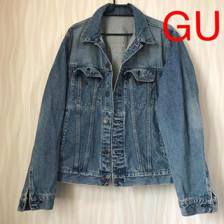 ジーユー(GU)の送料無料  メンズ  GU   Gジャン デニムジャケット(Gジャン/デニムジャケット)