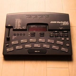 ズーム(Zoom)のALVA 様 専用になります Zoom Rhythm Trak 234(エフェクター)