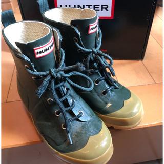 ハンター(HUNTER)のHUNTER レインブーツ 18cm(長靴/レインシューズ)