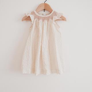 ベルメゾン(ベルメゾン)のワンピース 女の子 100 cm tシャツ 夏服 GITA(ワンピース)