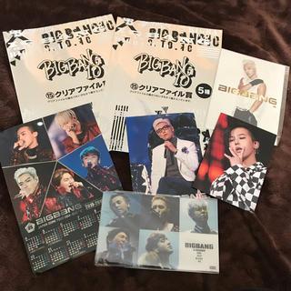 BIGBANG グッズセット (アイドルグッズ)