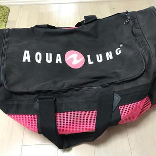 アクアラング(Aqua Lung)のAqua Lang メッシュバッグ(マリン/スイミング)
