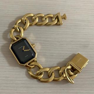 b77b215c29c4 シャネル(CHANEL)のCHANEL シャネル プルミエール ゴールド チェーン(腕時計)