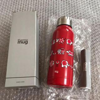 thermo mug - リサラーソン   thermo mug 赤 ベビーマイキー