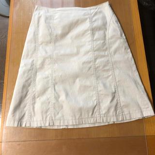 ワールドベーシック(WORLD BASIC)のワールド スカート お値下げ♪(ひざ丈スカート)