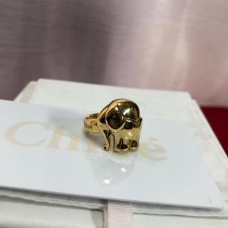 クロエ(Chloe)のChloe クロエ 像 エレファント リング 正規品(リング(指輪))