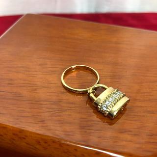 クロエ(Chloe)のChloe クロエ 錠 モチーフ リング 正規品(リング(指輪))
