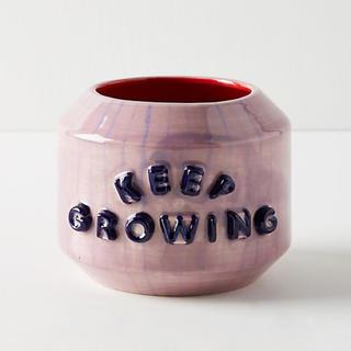 アンソロポロジー(Anthropologie)の☆Nariさま専用☆アンソロポロジー フラワー ベース keep growing(花瓶)