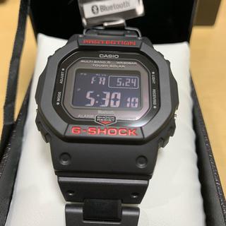 ジーショック(G-SHOCK)の新品未使用CASIO G-SHOCK GW-B5600HR-1JF(腕時計(デジタル))