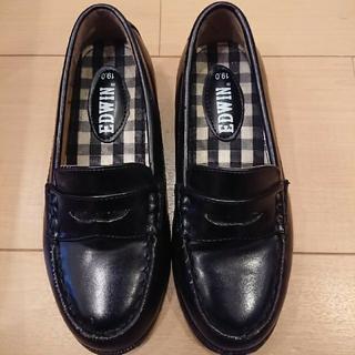 エドウィン(EDWIN)のキッズ ローファー 靴(ローファー)