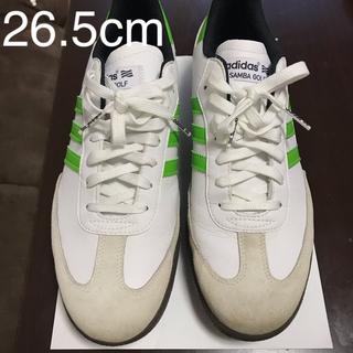 アディダス(adidas)のadidas*ゴルフシューズ*美品(シューズ)