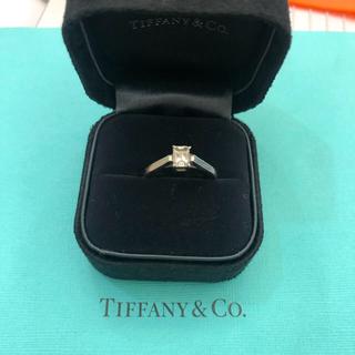 ティファニー(Tiffany & Co.)の半額ティファニー0.52ctダイヤモンドリング(リング(指輪))