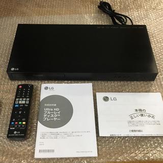 エルジーエレクトロニクス(LG Electronics)のLG 4Kブルーレイプレーヤー 4K Ultra HD対応 UP970 (ブルーレイプレイヤー)