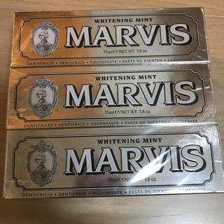 マービス(MARVIS)のマービス(歯磨き粉)