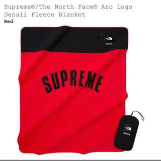 シュプリーム(Supreme)のsupreme  ノースフェイス ブランケット(毛布)