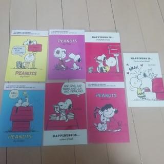 スヌーピー(SNOOPY)の新品スヌーピー ポストカード 11枚セット(写真/ポストカード)