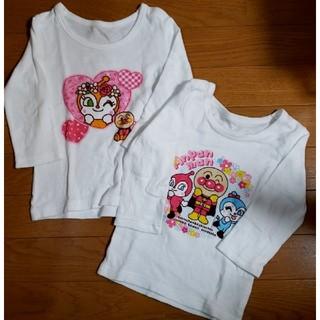 アンパンマン(アンパンマン)のアンパンマン 長袖シャツ2枚セット(下着)
