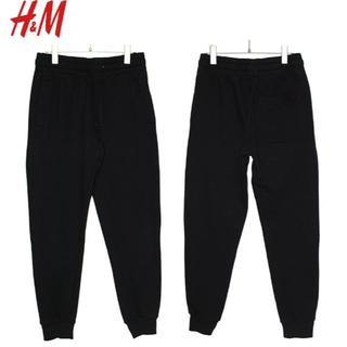 エイチアンドエム(H&M)のDIVIDED byH&Mエイチアンドエム スウェットパンツXS/ブラック (その他)