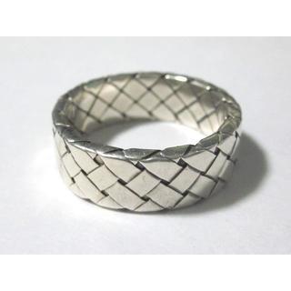 ボッテガヴェネタ(Bottega Veneta)のボッテガ イントレ シルバー リング 指輪(リング(指輪))