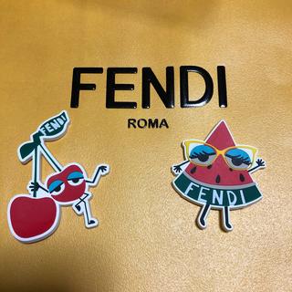 フェンディ(FENDI)のFENDI  ノベルティ  マグネット(ノベルティグッズ)