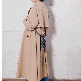 レディメイド(LADY MADE)のLADYMADE 大人気完売品 スカーフベルトトレンチコート(トレンチコート)