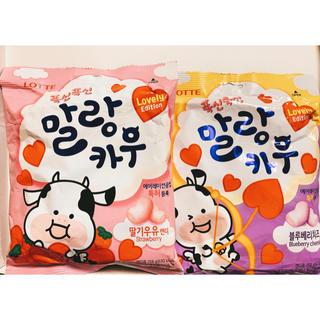 [韓国お菓子]LOTTE マランカウ 大容量2袋(菓子/デザート)
