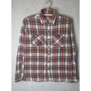コーエン(coen)の3703 Coen コーエン 長袖 チェック シャツ ネルシャツ 人気(シャツ)